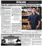Oakville resident vies to become MasterChef Canada