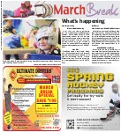 March Break: What's happening