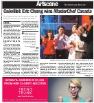 Oakville's Eric Chong wins MasterChef Canada