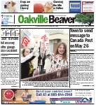 Oakville Beaver1 May 2014