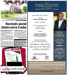 Knox hosts special church service Sunday