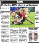 OT girls claim OFSAA silver, but feel like winners: Debatable call ends provincial rugby final