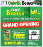 Oakville Beaver12 Jun 2014