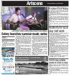 Eatery launches summer music series