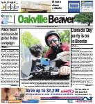 Oakville Beaver, 27 Jun 2014