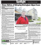 Money Matters at Wellspring Birmingham Gilgan House