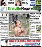 Oakville Beaver, 18 Jul 2014