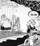 Steve Nease Editorial Cartoons: Sic'em