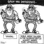 Steve Nease Editorial Cartoons: Spot the Difference