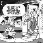 Steve Nease Editorial Cartoons: Recognized as Distinct