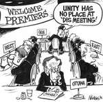 Steve Nease Editorial Cartoons: No place for Unity