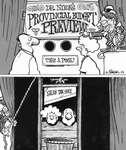 Steve Nease Editorial Cartoons: Sales tax Hike