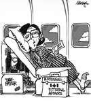 Steve Nease Editorial Cartoons: First Class