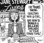 Steve Nease Editorial Cartoons: How to Bungle a Billion Dollars