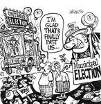 Steve Nease Editorial Cartoons: Municipal Election