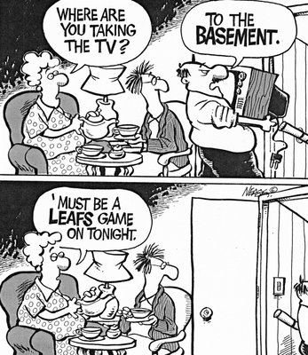 Steve Nease Editorial Cartoons: Taking the TV