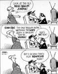 Steve Nease Editorial Cartoons: On the Leafs Bandwagon