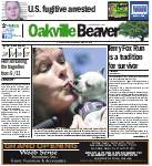 Oakville Beaver, 12 Sep 2014