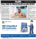 Swim, Walk for Mental Health benefits REACH