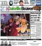 Oakville Beaver, 31 Oct 2014