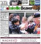 Oakville Beaver, 7 Nov 2014