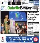 Oakville Beaver, 28 Nov 2014