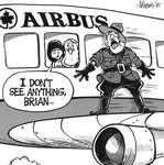 Steve Nease Editorial Cartoons: Airbus