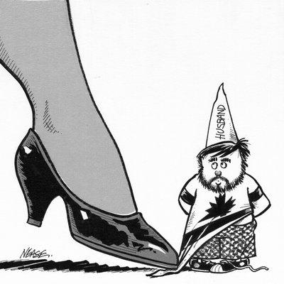 Steve Nease Editorial Cartoons: Husband Cap