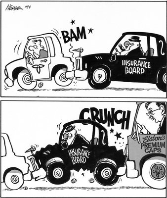 Steve Nease Editorial Cartoons: Murray Elston's Premium Caps