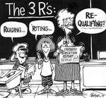 Steve Nease Editorial Cartoons: The 3 R's