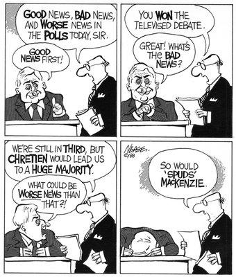 "Steve Nease Editorial Cartoons: ""Spudz Mackenzie"""
