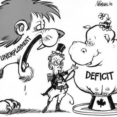 Steve Nease Editorial Cartoons: Chretien the Ringmaster