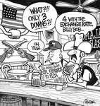 Steve Nease Editorial Cartoons: CFL Expands to USA