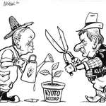 Steve Nease Editorial Cartoons: Kyoto Accord
