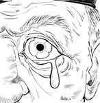 Steve Nease Editorial Cartoons: Veteran's Tears