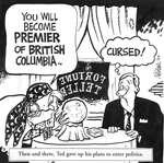 Steve Nease Editorial Cartoons: Cursed!