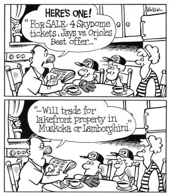 Steve Nease Editorial Cartoons: Will trade for lakefront property