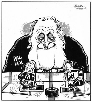 Steve Nease Editorial Cartoons: PAL HAL
