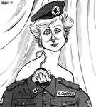 Steve Nease Editorial Cartoons: K. Campbell