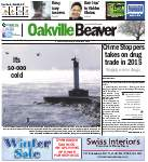 Oakville Beaver, 9 Jan 2015