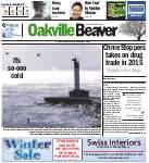 Oakville Beaver, 9 Jan 2015