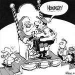 Steve Nease Editorial Cartoons: Hockey