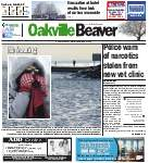 Oakville Beaver, 15 Jan 2015