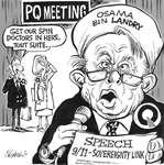 Steve Nease Editorial Cartoons: 9/11 Sovereignty Link