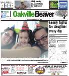 Oakville Beaver, 23 Jan 2015