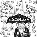 Steve Nease Editorial Cartoons:Raining Cats and Dogs and Recessions