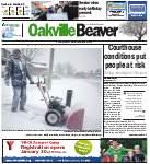 Oakville Beaver, 30 Jan 2015