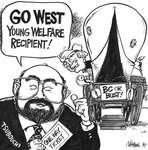 Steve Nease Editorial Cartoons: BC or Bust