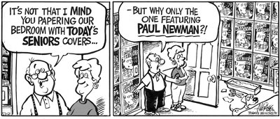 Steve Nease Editorial Cartoons: Today's Seniors Covers