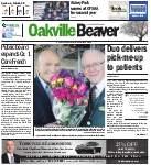 Oakville Beaver, 13 Mar 2015